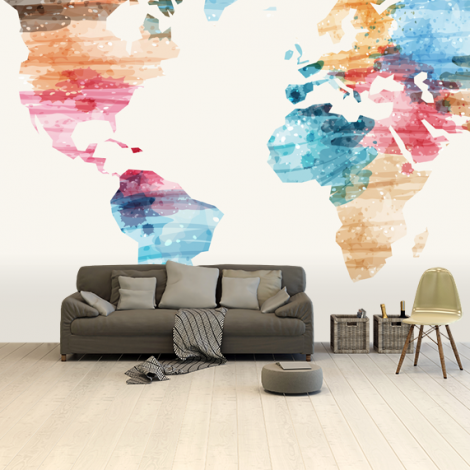 Paint Text Wallpaper