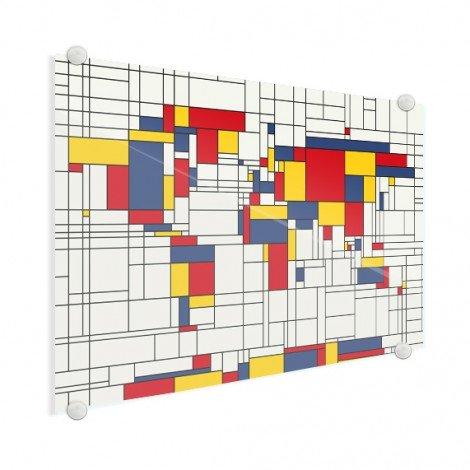 Mondrian Original Glass