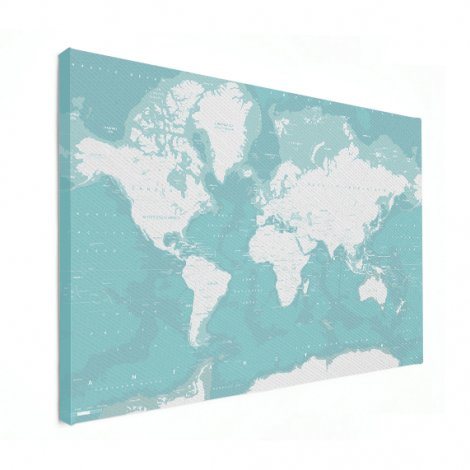 Oceans Canvas