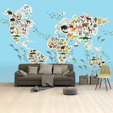 Animals Of The World - 2 Wallpaper
