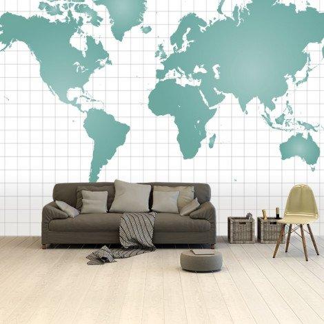 Mintgreen Wallpaper