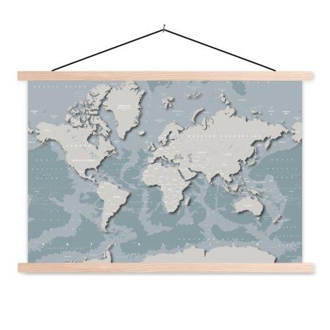Cool Classroom World Map