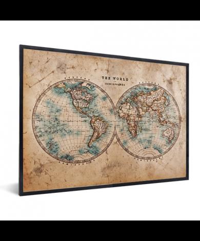 Hemisphere Paper In List