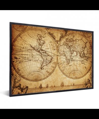 Hemisphere Parchment In List