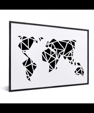 Geometric - Black In List