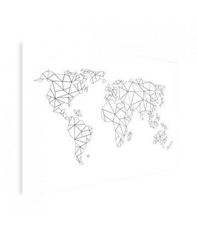 Geometric - Lines Poster