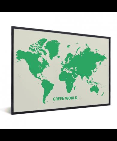 Green In List
