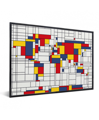 Mondrian Original In List