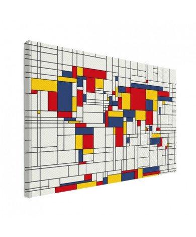 Mondrian Original Canvas