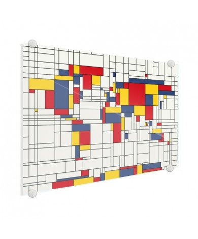 Mondrian Original Glass