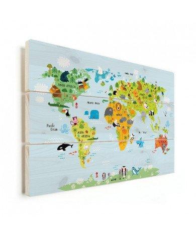 Animals Of The World - Baby Wood