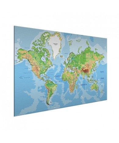 Geographic Aluminium