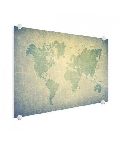 Parchment Pale Green Glass