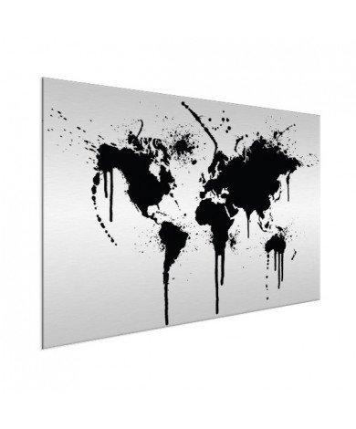 Black Ink Aluminium