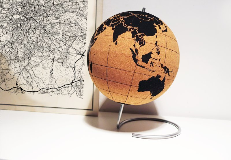 Gadgets worldmap