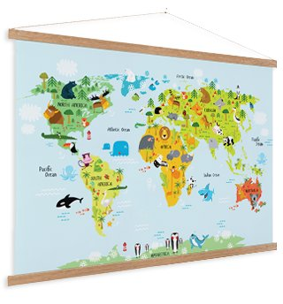school board World Map
