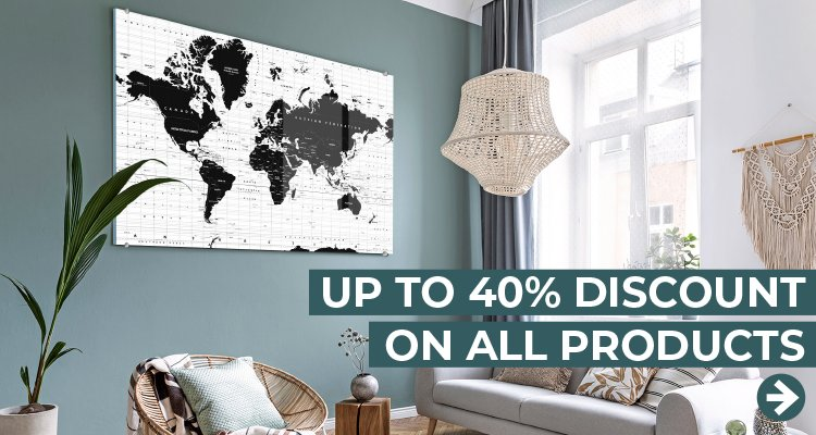 Worldmap sale